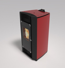 sustainable energy saving water heating pellet stove China