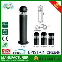 LED Post Bollard Light Factory supply cheap LED garden lamps LED BOLLARD LIGHT USING E27 LAMP BULB