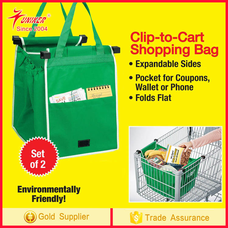 Grab Bag Shopping Bag supermarket trolley bags