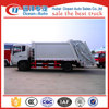 New garbage truck 10 tons wih dongfeng diesel engine