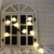Battery Operated LED String Light Baby Room Decor Cloud LED Light