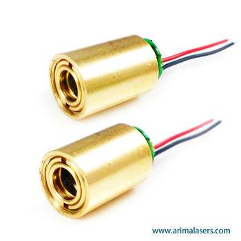 450nm 5 Mw 3 V D10 5mm Diodo Laser Azul Foco Ajust 225 Vel