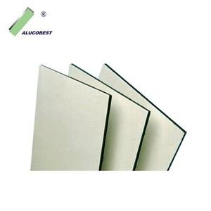 Alucobest 2M PVDF coating Aluminium composite panel