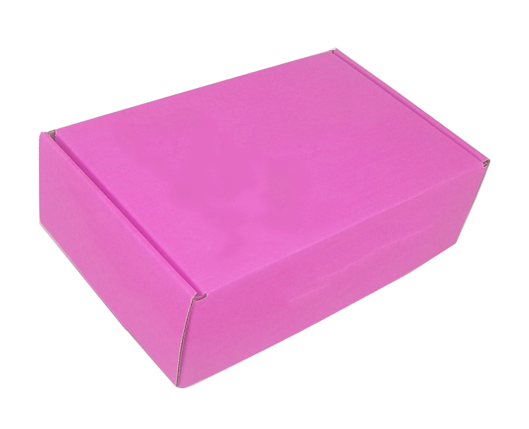 Custom Glossy Printing Corrugated Mailer Box Subscription Clothing Packaging