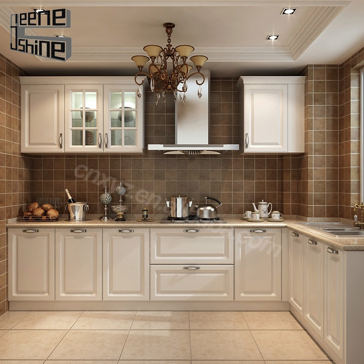 Various Style Ready Made Modern Kitchen Cabinets Pakistan For Sale