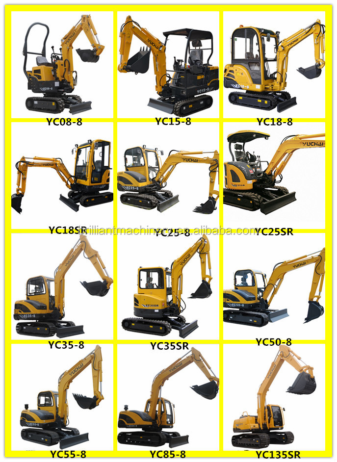 Types Of Excavators : Pics for gt types of excavators names