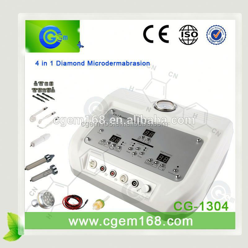 CG-1304 (OEM,ODM,CE) 4 in 1 nova microdermabrasion machine manufacturer with Warranty 1 Years CE Approval