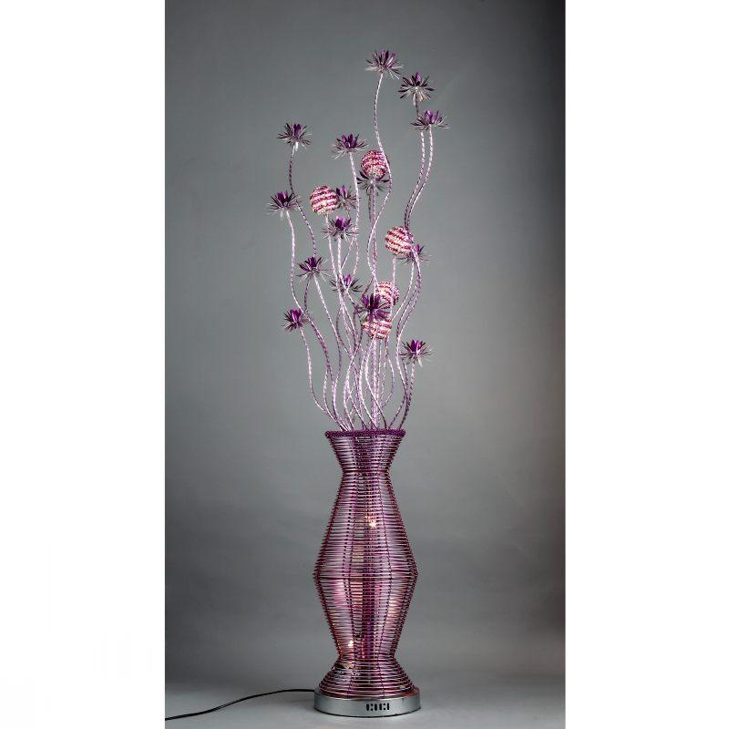Cheap Aluminum Flower Vase Floor Lamp, find Aluminum Flower Vase ...