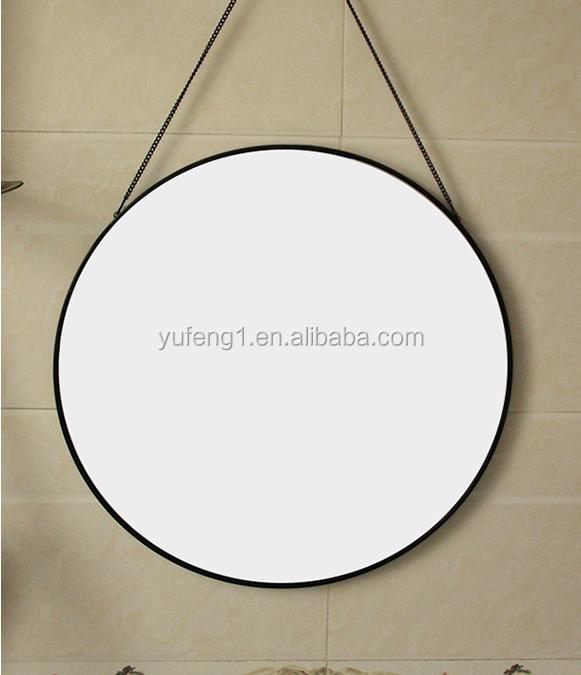 Wholesale metal frame round wall mirror with Résultat Supérieur 16 Beau Gros Miroir Rond Pic 2017 Gst3