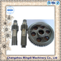 outboard motor used shafts splined / transmission parts Shaft / machinery spare parts drive shaft