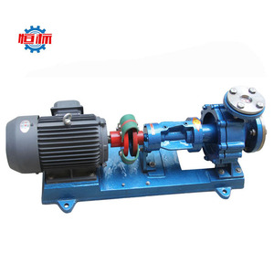 Heat-resistance thicker ductile iron body high temperature hot oil pump