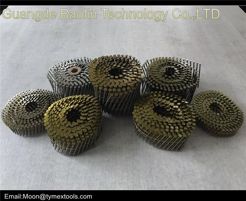 collated wire coil nails prices bdp nail