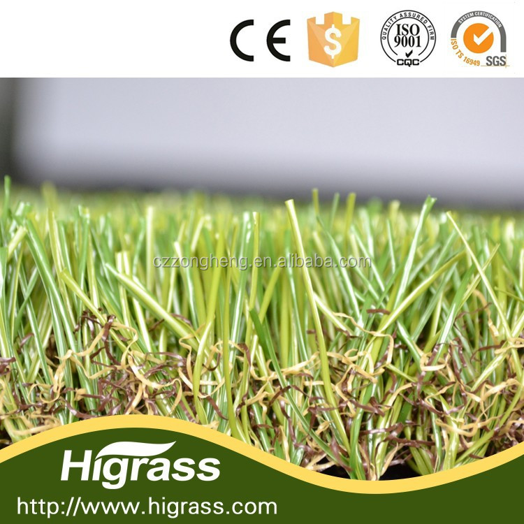 Premium quality Olive and green Artificial Grass for Landscaping like home garden