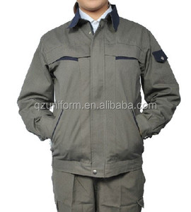 Man Good Quality 100%Cotton Short Sleeve Workwear Jacket/Pants.