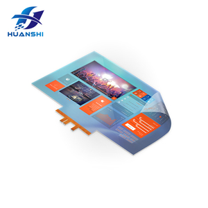 70 inch 10 points turn visual planet into touch screen based on touch foil technology