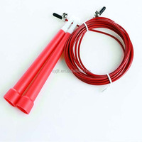 Pro Circle Fitness Training Self Locking Speed Skipping heavy Jump Rope metal jump rope