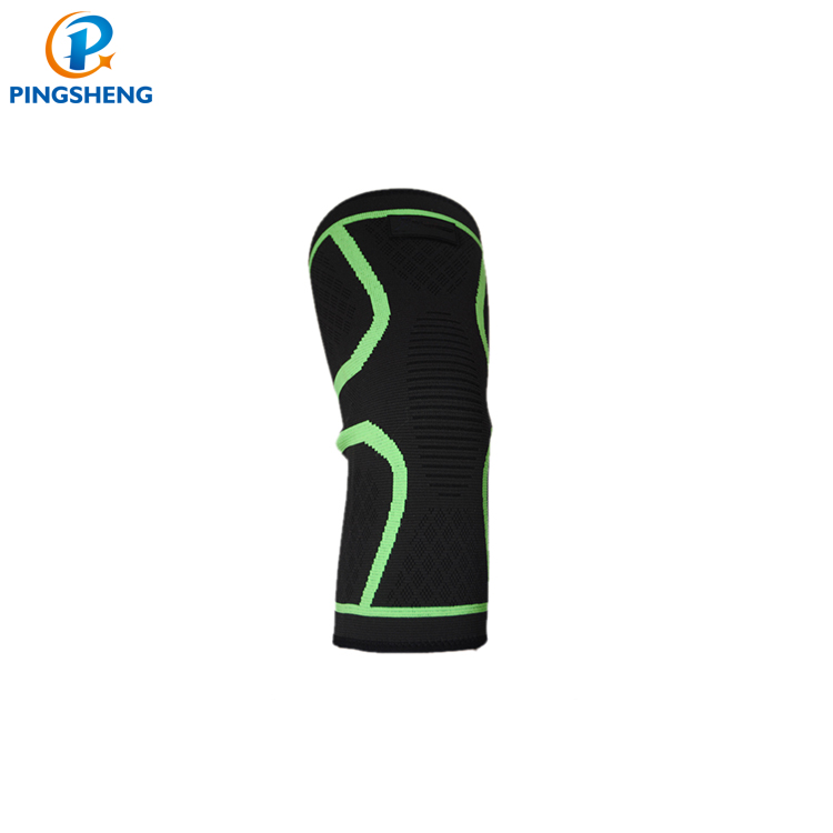 amazon hot selling custom athletic knee compression sleeve