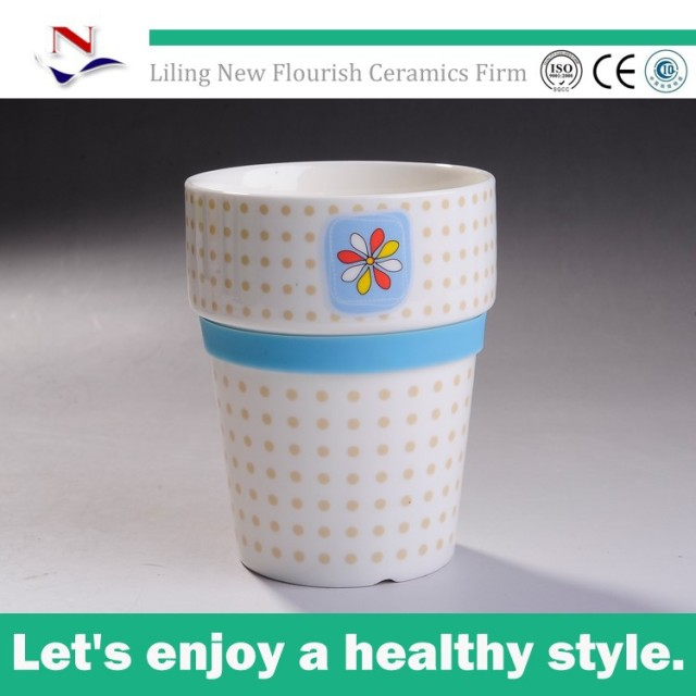 wholesale cheap coffee mug/ ceramic coffee mug customised with full decal