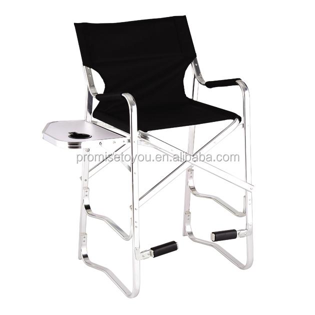 Tall Aluminum Folding Director Chair, Tall Aluminum Folding Director Chair  Suppliers And Manufacturers At Alibaba.com