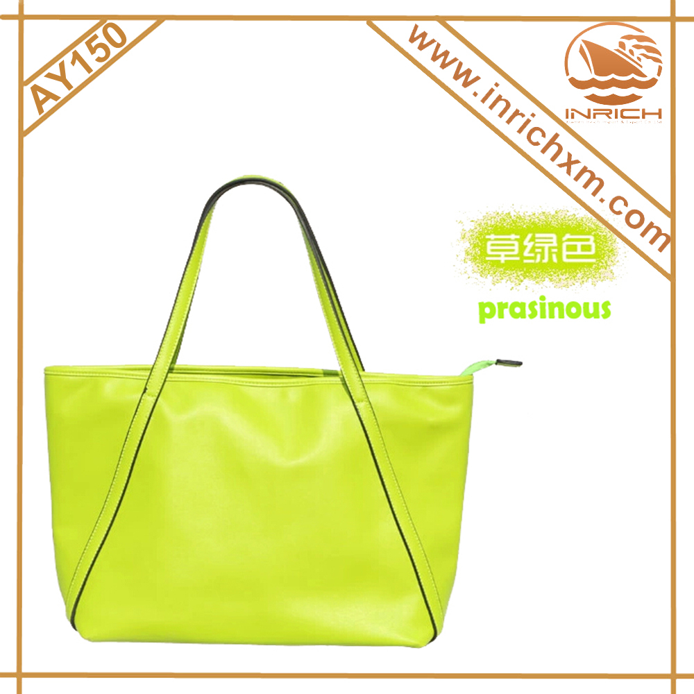 Cheap Price Easy Matching Handbag Of PU Material