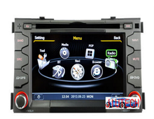 "7"" Auto Radio for K ia Soul GPS Sat Nav Navigation DVD Player Headunit Multimedia"