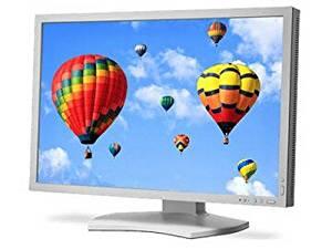 "NEC MultiSync PA302W - LED monitor - 30"" - 2560 x 1600 - IPS - 340 cd/m2 - 1000:1 - 6 ms - HDMI, DVI-D, DisplayPort, Mini DisplayPort - white"