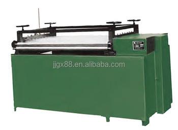 metal flattening machine