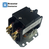 CUL certificate magnetic contactor price contactors 2 poles 20 amp Definite purpose electrical contactor air conditioner