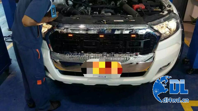 2015 Ford Ranger Accessories Abs Front Grill For Ford Ranger Grill ...