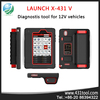 launch all multi auto vehicles scan tool diagnosis scanner