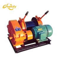 Construction 3 ton electric hoist winch 220v