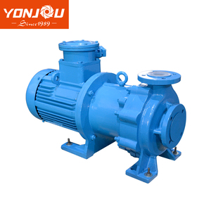 CQB-F Fluoroplastic Hydraulic Magnetic Drive Pump/Centrifugal Chemical Magnetic Pump