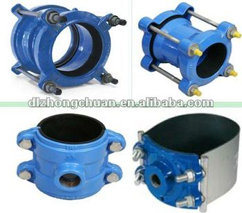 Casting Pipe Fitting Casting Clamp Spare Parts Castings