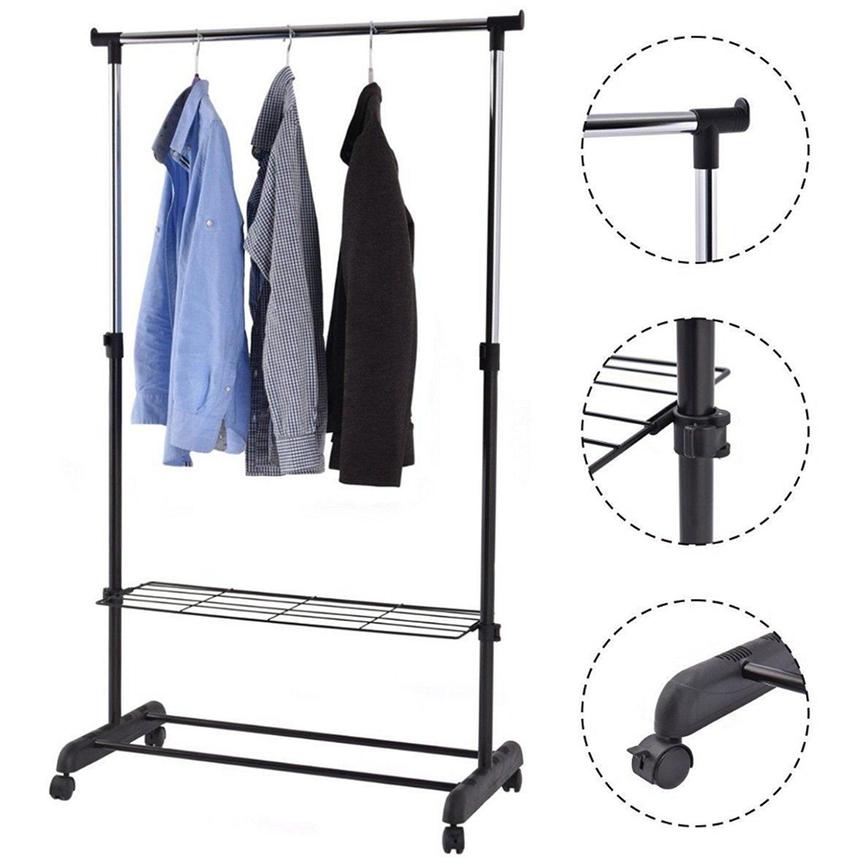 Get Quotations Generic Ent Rack Sh Storage Adjule T Organizer Shoe Garment Shelf Izer