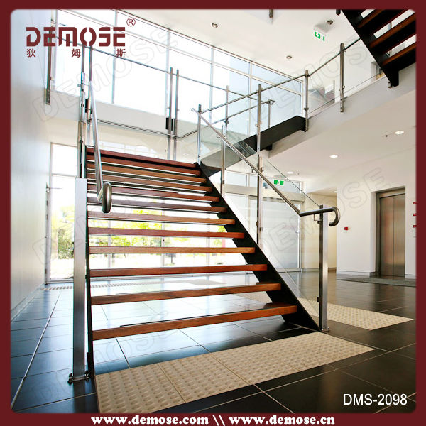Exterior Metal Stairs Wood Stair Steps/home Staircase