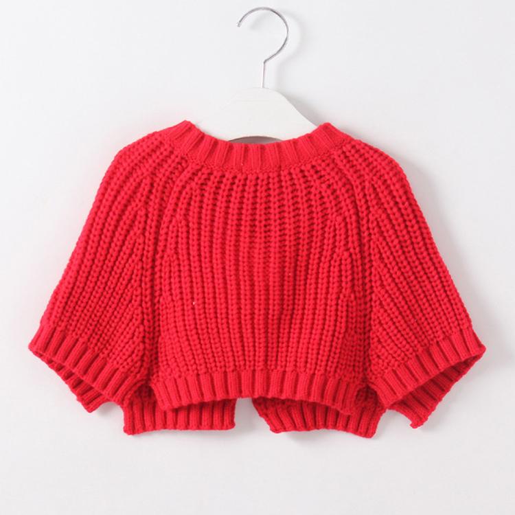 Oem Odm Factory Trendy Brown Knitted Design Poncho Baby Kids Shrug Sweater  - Buy Baby Kids Shrug Sweater,Knitted Poncho For Baby,Knitted Poncho Baby