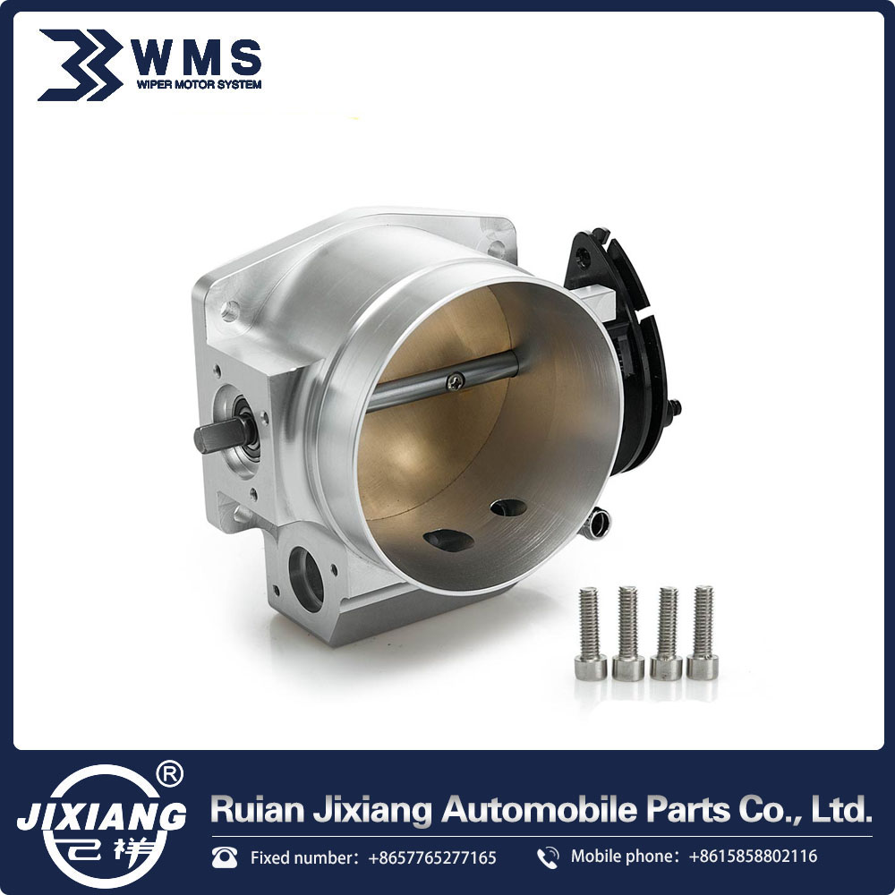 AUTOFAB -Aluminum UpgradeThrottle Body for 92MM GEN III LS1 LS2 LS6 LS3 LS LS7 SX LS Intake Manifold AF-TB92LS6