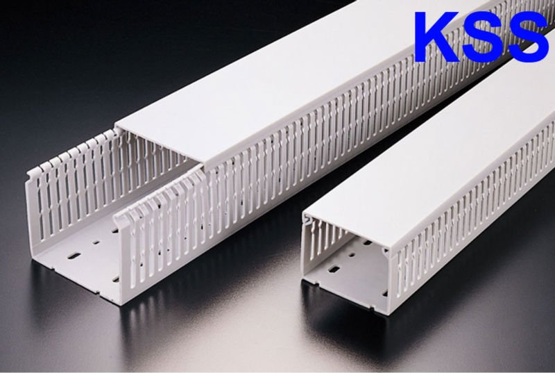 kss wiring duct slotted buy wiring duct wiring tray plastic wire rh alibaba com panduit slotted wall wiring duct Wireing Disgram Deminsions Panduit Duct