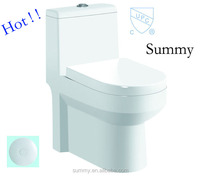 Saving space & easy install bathroom used portable wc toilet prices/toilet