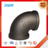top quality butt welding 60 degree elbow pipe fitting