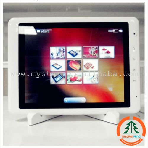 8 Inch Tablet PC with Android 2.3 Built in 3G, GPS, Bluetooth Tablet PC