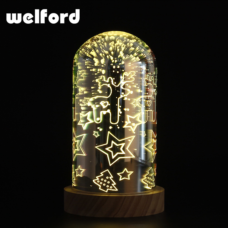 Popular new producing supplies table lamp modern christmas decoration