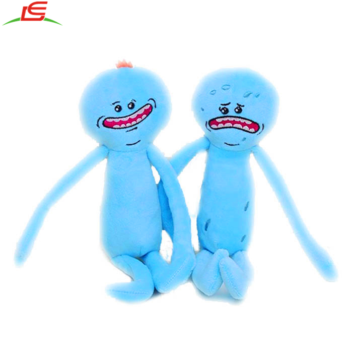 "NEW OFFICIAL 12/"" RICK AND MORTY SMILING MORTY SOFT PLUSH TOY NOVELTY GIFT"
