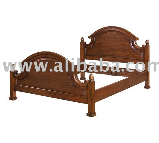 viktorianisches bett in der k nigin gr e oder im k nig size bett produkt id 105982964 german. Black Bedroom Furniture Sets. Home Design Ideas
