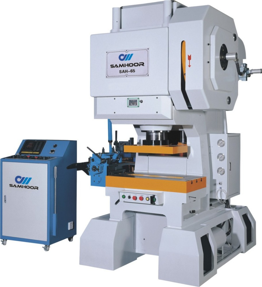 automatic accident avoiding punching press Punching up productivity punching up productivity new punching press fills a shop's need for speed the avoiding a crash and sparing the sheet metal from.