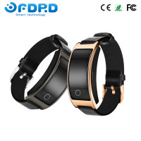 New Arrival App Gps Heart Rate Male Waterproof Leather Wrist Watch Man Digital Sport Watch For Men
