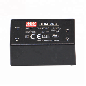 Encapsulated Type Mean Well IRM-10-24 10W 230V AC 24V DC Converter
