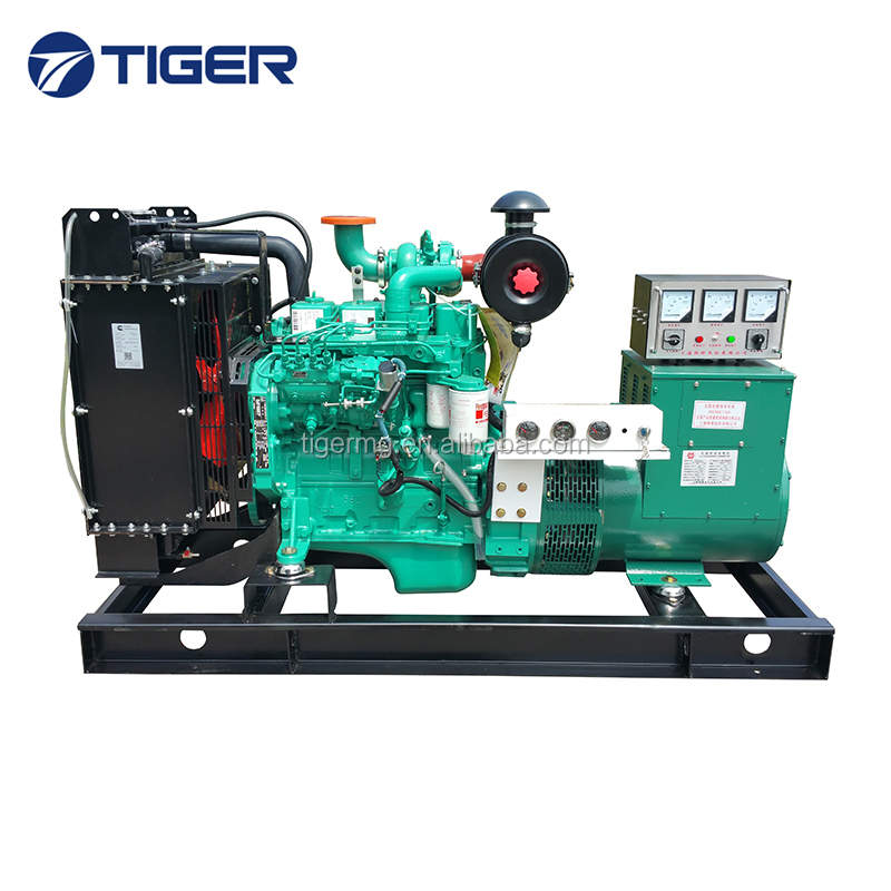 Factory supply 40kw diesel generator aangedreven door Cummins dieselmotor 4BT3. 9-G2