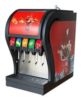 Coke Post Mix Soda Fountain Dispenser Coke Dispenser ...
