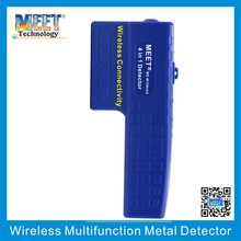MS-W158(4) 4 in 1 Wireless Connectivity Metal Detector Finder with Continuity and Polarity Check Function
